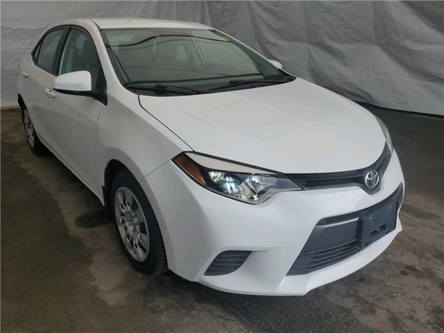 2016 Toyota Corolla LE (Stk: 18101) in Thunder Bay - Image 1 of 16