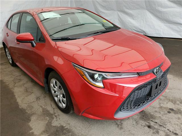 2020 Toyota Corolla SE (Stk: 1916891) in Thunder Bay - Image 1 of 16