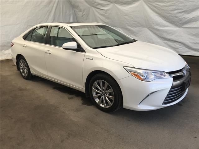 2015 Toyota Camry Hybrid XLE (Stk: 18451) in Thunder Bay - Image 1 of 17