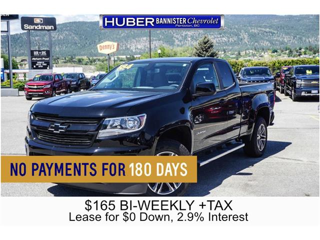 2020 Chevrolet Colorado WT (Stk: N23420) in Penticton - Image 1 of 12