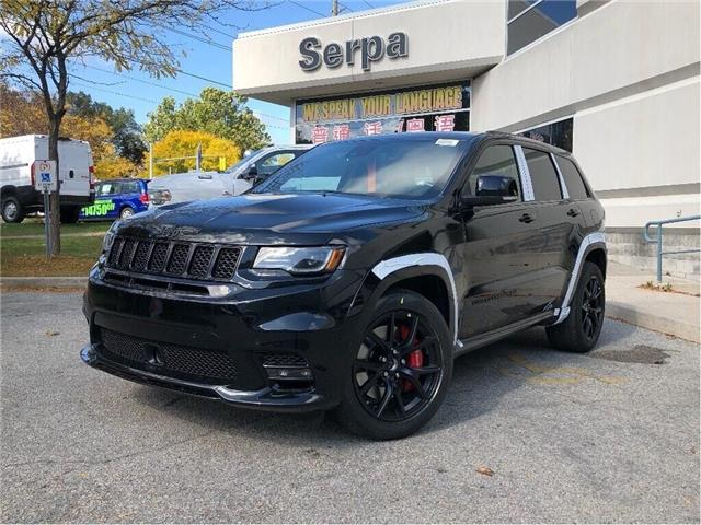 2020 Jeep Grand Cherokee SRT (Stk: 204015) in Toronto - Image 1 of 16
