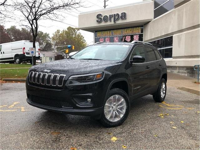 2020 Jeep Cherokee North (Stk: 204019) in Toronto - Image 1 of 18