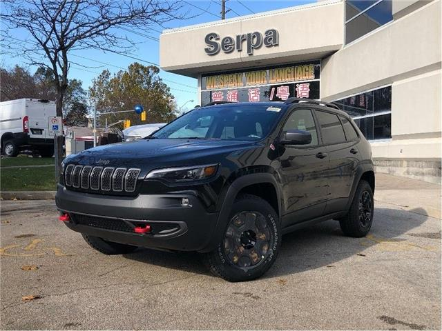 2020 Jeep Cherokee Trailhawk (Stk: 204027) in Toronto - Image 1 of 18