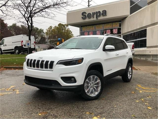 2020 Jeep Cherokee North (Stk: 204025) in Toronto - Image 1 of 18