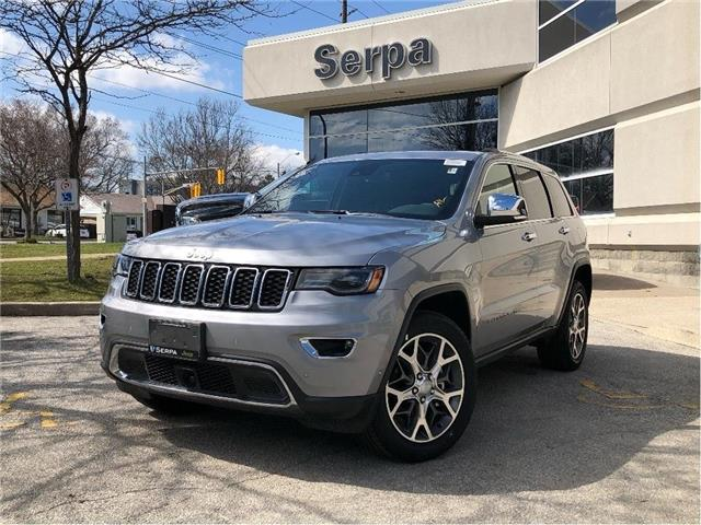 2020 Jeep Grand Cherokee Limited (Stk: 204055) in Toronto - Image 1 of 20