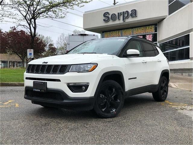 2019 Jeep Compass North (Stk: 194048) in Toronto - Image 1 of 17