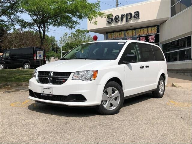 2019 Dodge Grand Caravan 29E Canada Value Package (Stk: 197095) in Toronto - Image 1 of 18