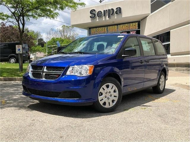 2019 Dodge Grand Caravan 29E Canada Value Package (Stk: 197056) in Toronto - Image 1 of 17