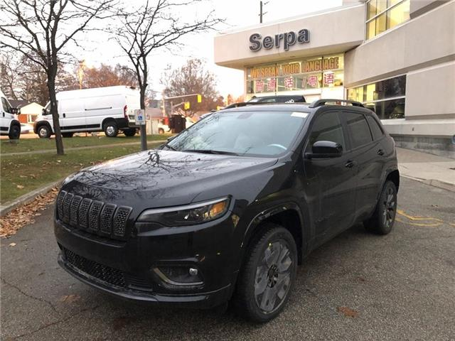 2020 Jeep Cherokee Limited (Stk: 204030) in Toronto - Image 1 of 10
