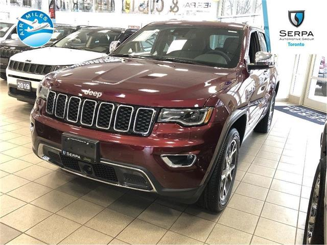 2020 Jeep Grand Cherokee Limited (Stk: 204054) in Toronto - Image 1 of 18