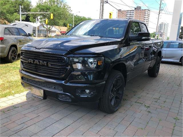 2020 RAM 1500 Big Horn (Stk: 202038) in Toronto - Image 1 of 16