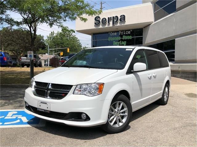 2020 Dodge Grand Caravan Premium Plus (Stk: 207015) in Toronto - Image 1 of 20