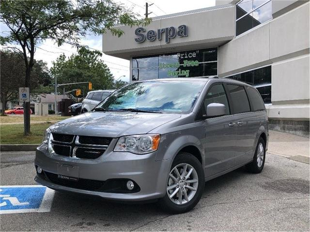 2020 Dodge Grand Caravan Premium Plus (Stk: 207013) in Toronto - Image 1 of 20