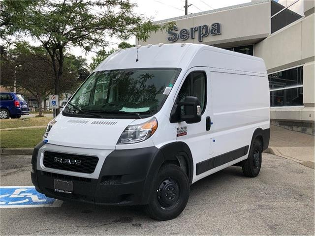2020 RAM ProMaster 2500 High Roof (Stk: 202053) in Toronto - Image 1 of 17