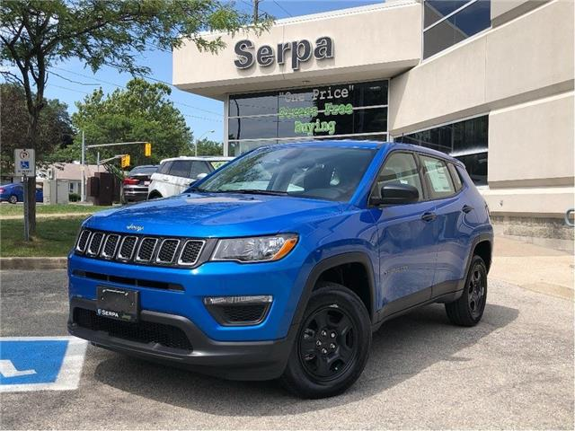 2020 Jeep Compass Sport (Stk: 204077) in Toronto - Image 1 of 18
