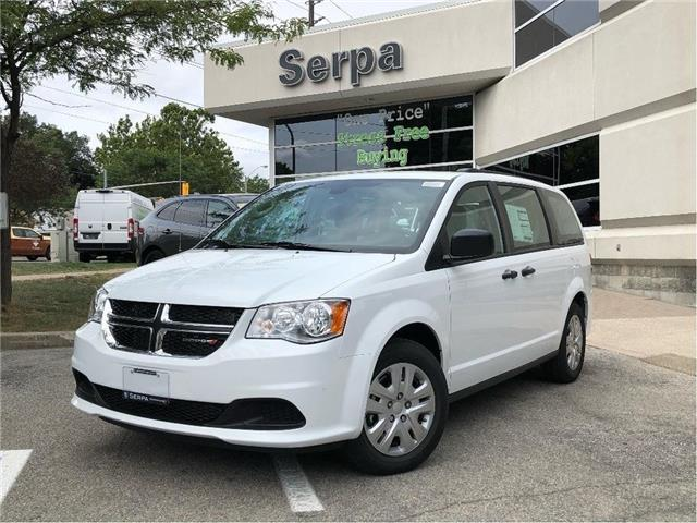 2020 Dodge Grand Caravan SE (Stk: 207021) in Toronto - Image 1 of 18