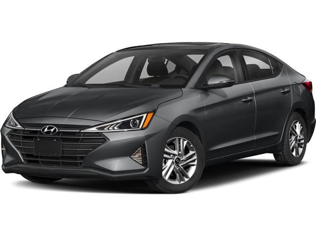 2020 Hyundai Elantra Preferred (Stk: 16122) in Thunder Bay - Image 1 of 9