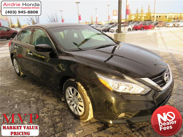 2017 Nissan Altima 2.5 S (Stk: U1662) in Airdrie - Image 1 of 30