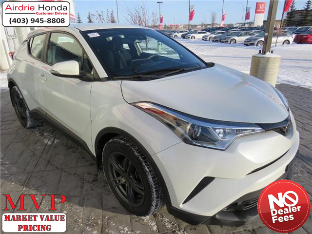 2018 Toyota C-HR XLE (Stk: U1672) in Airdrie - Image 1 of 28