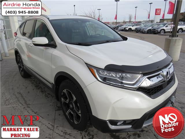 2017 Honda CR-V Touring (Stk: 200170A) in Airdrie - Image 1 of 31