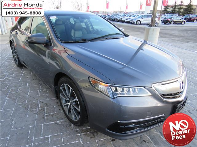 2017 Acura TLX Base (Stk: U1680) in Airdrie - Image 1 of 32