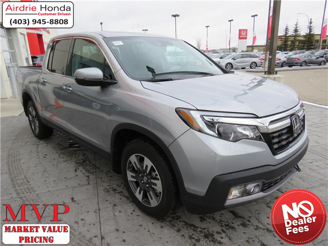 2019 Honda Ridgeline Touring (Stk: D190766) in Airdrie - Image 1 of 33