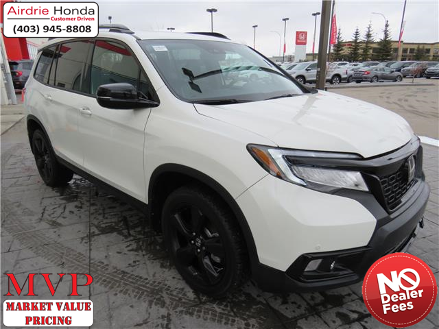 2019 Honda Passport Touring (Stk: D190354) in Airdrie - Image 1 of 36