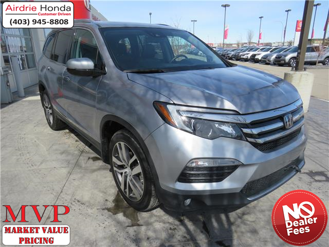 2018 Honda Pilot Touring (Stk: 196876A) in Airdrie - Image 1 of 40