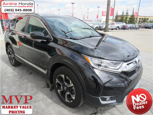 2019 Honda CR-V Touring (Stk: D190264) in Airdrie - Image 1 of 36