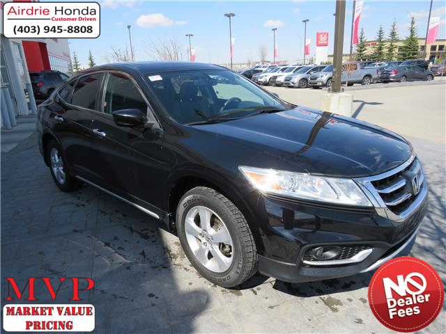 2013 Honda Crosstour EX (Stk: 200160A) in Airdrie - Image 1 of 8