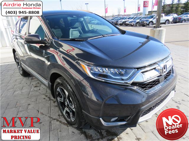 2017 Honda CR-V Touring (Stk: 200188A) in Airdrie - Image 1 of 8