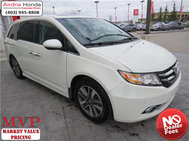 2016 Honda Odyssey Touring (Stk: 206260A) in Airdrie - Image 1 of 8