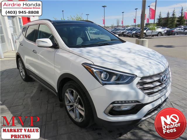 2017 Hyundai Santa Fe Sport 2.0T SE (Stk: 200209A) in Airdrie - Image 1 of 37
