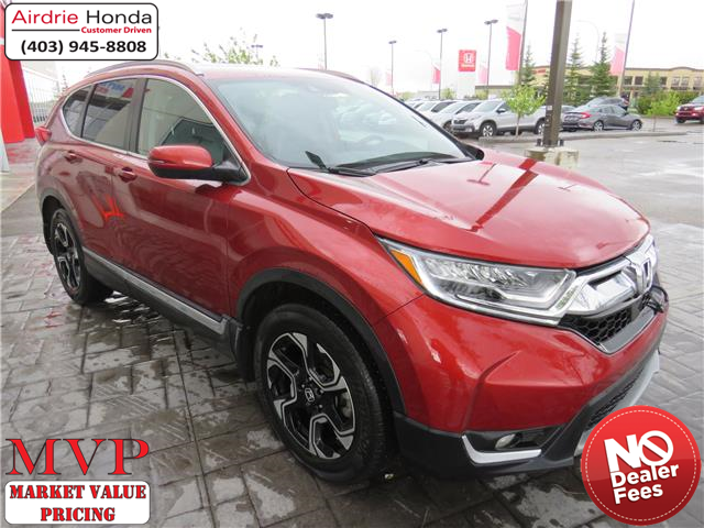 2018 Honda CR-V Touring (Stk: 200190A) in Airdrie - Image 1 of 36