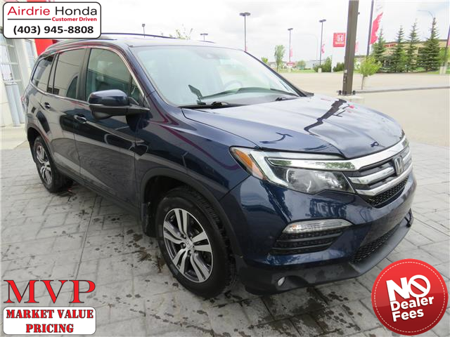 2017 Honda Pilot EX-L RES (Stk: 206277A) in Airdrie - Image 1 of 8
