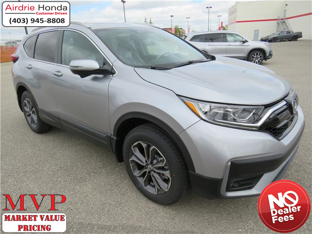 2020 Honda CR-V EX-L (Stk: D200287) in Airdrie - Image 1 of 8