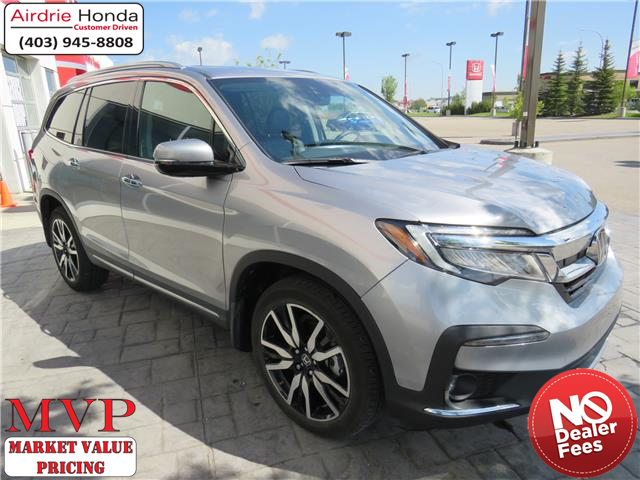 2019 Honda Pilot Touring (Stk: 200196A) in Airdrie - Image 1 of 8
