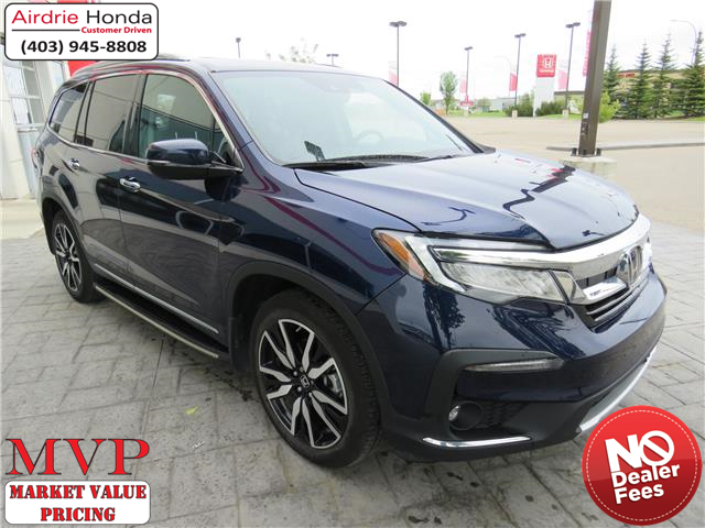2019 Honda Pilot Touring (Stk: 200003A) in Airdrie - Image 1 of 41