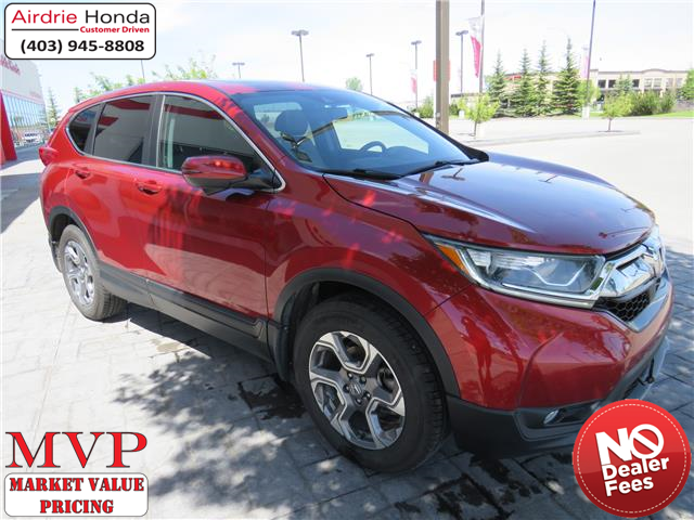 2017 Honda CR-V EX-L (Stk: 200088A) in Airdrie - Image 1 of 8