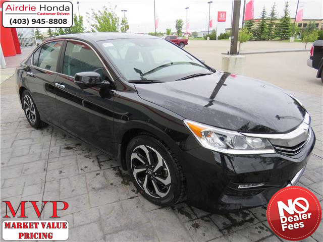 2017 Honda Accord EX-L (Stk: 206320A) in Airdrie - Image 1 of 8