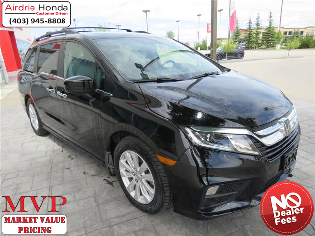 2018 Honda Odyssey LX (Stk: 200150A) in Airdrie - Image 1 of 8