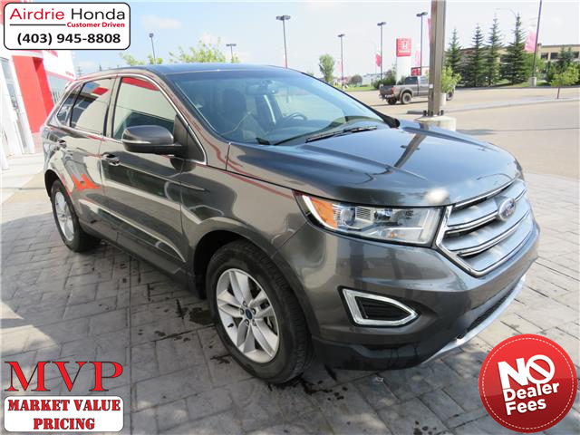 2015 Ford Edge SEL (Stk: 200363A) in Airdrie - Image 1 of 37