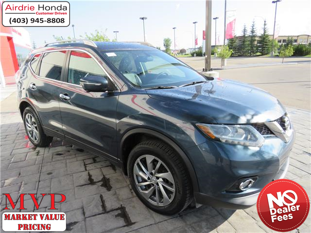 2014 Nissan Rogue SL (Stk: 200019B) in Airdrie - Image 1 of 38