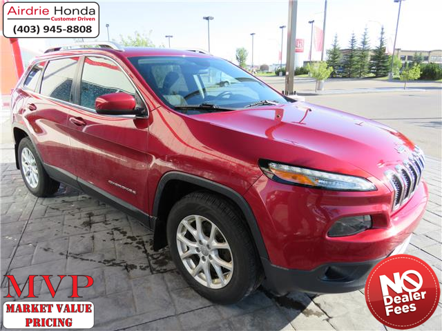 2016 Jeep Cherokee North (Stk: 206397A) in Airdrie - Image 1 of 34
