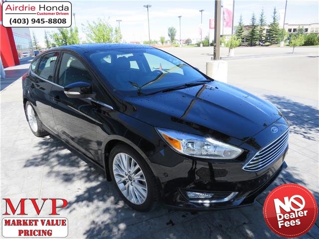 2016 Ford Focus Titanium (Stk: D180123A) in Airdrie - Image 1 of 33