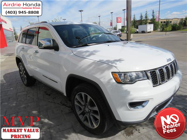 2018 Jeep Grand Cherokee Limited (Stk: 206430A) in Airdrie - Image 1 of 8