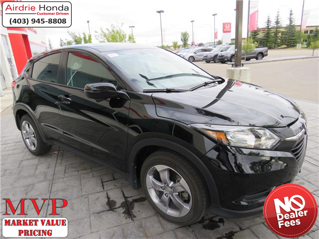 2018 Honda HR-V EX (Stk: 200408A) in Airdrie - Image 1 of 8