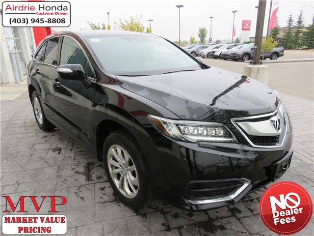 2017 Acura RDX Tech (Stk: U1704) in Airdrie - Image 1 of 8