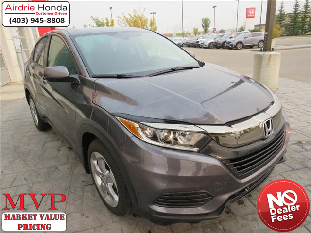 2019 Honda HR-V LX (Stk: 200417A) in Airdrie - Image 1 of 8