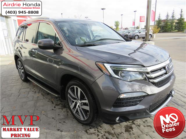 2018 Honda Pilot Touring (Stk: 216018A) in Airdrie - Image 1 of 8